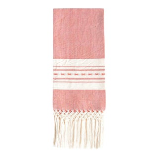 Coral Madre Hand Towel