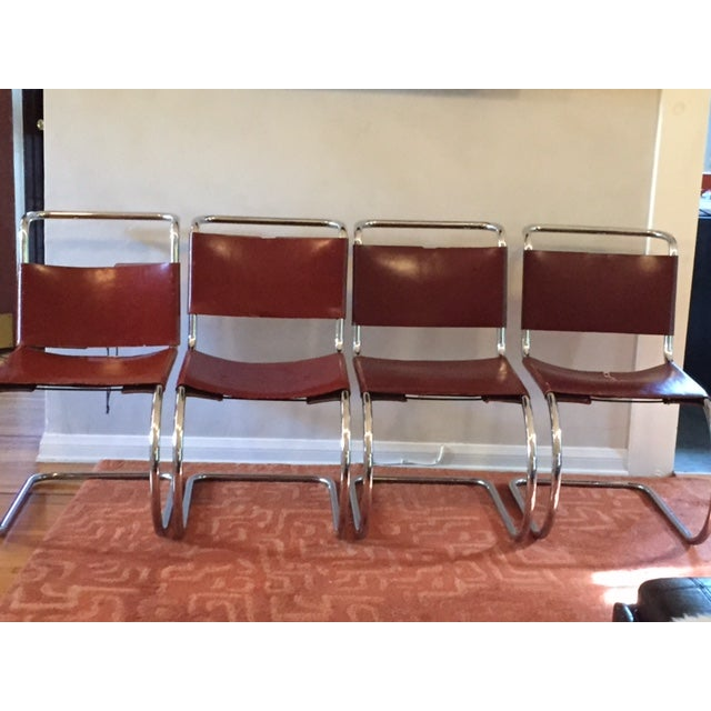 Metal Chairs Mr Chair Style - Set of 4 - Image 4 of 4