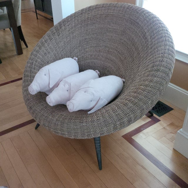 Roche Bobois Chair - Image 3 of 3