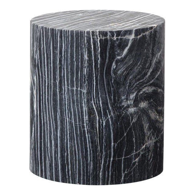 Monolith Side Table (Price Is for 1 Side Table. 2 Are Available and Can Be Sold Individually or as a Pair) - Image 1 of 3
