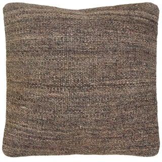Rug and Relic Natural Kilim Pillow