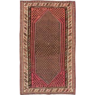 "Apadana - Vintage Persian Kilim Rug, 5'8"" x 9'2"""