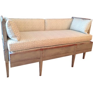 Antique Gustavian Daybed