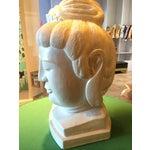 Image of Large Plaster Buddah Bust