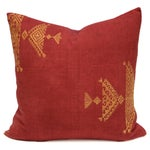 Image of Noble Bagh Phulkari Pillow