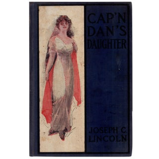 'Cap'n Dan's Daughter' Book by Joseph C. Lincoln