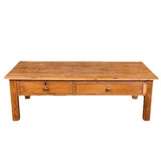 English Pine Coffee Table