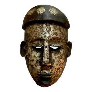 Early 19th Century Marka or Bambara African Tribal Mask