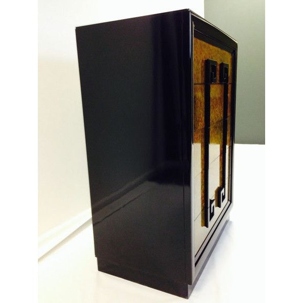 Image of Faux Totoise Kittinger Dresser