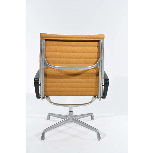 Eames for Herman Miller Aluminum Group Executive Lounge Desk Chair 1980 - Image 3 of 9