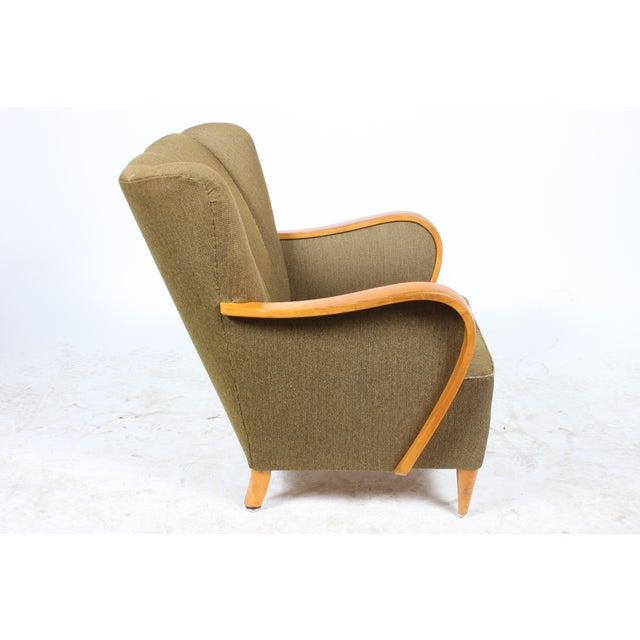 Image of Vintage Karl Andersson Style Armchair