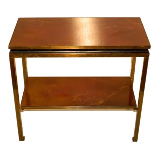 Side Table By Guy Lefevre For Maison Jansen