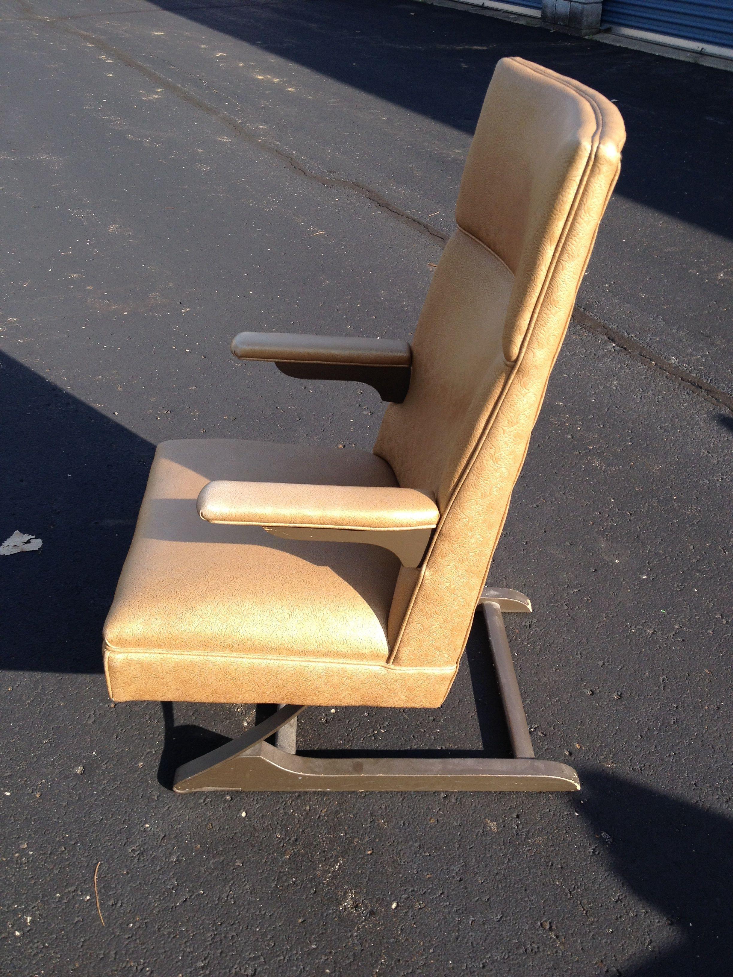 Mid Century McKay Spring Rocking Chair