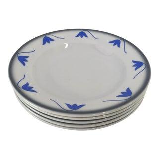 "Italian Ceramic ""Galvani"" Soup Bowls - Set of 5"