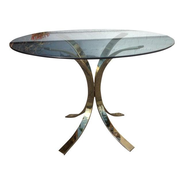 Vintage Dining Table Inspired by Osvaldo Borsani - Image 1 of 5