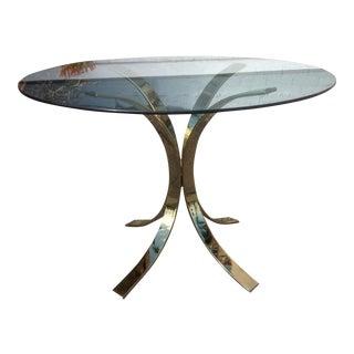 Vintage Dining Table Inspired by Osvaldo Borsani