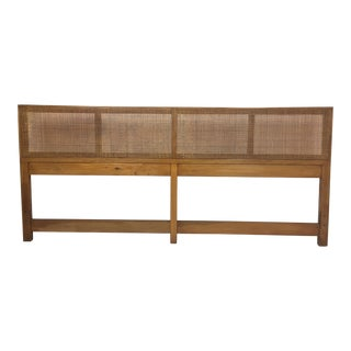 Paul McCobb Calvin King Mid Century Headboard