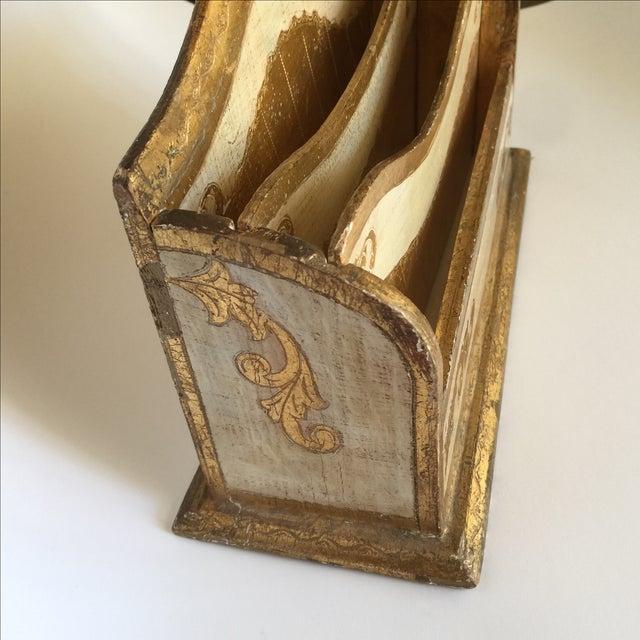 Florentine Letter Box - Image 5 of 11