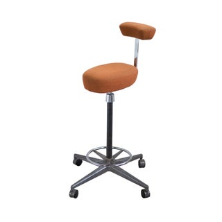 Herman Miller George Nelson Probst Perch Stool