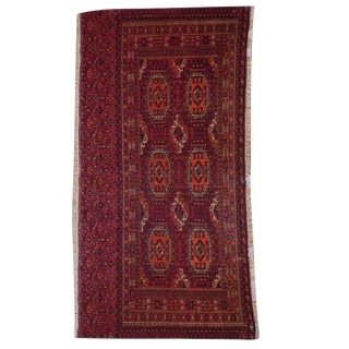 Early 20th Century Persian Tekeh Rug