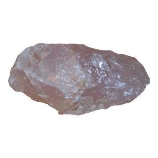 Rose Quartz Geode Stone