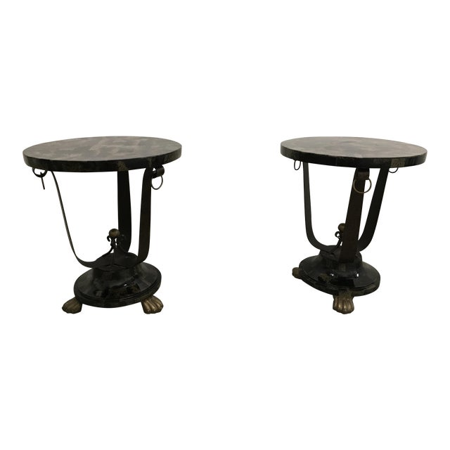 Mainland Smith Tables - A Pair - Image 1 of 6