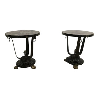 Mainland Smith Tables - A Pair