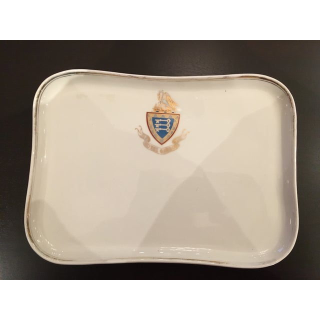 Hotel Gibson Antique Dresser Tray - Image 2 of 6