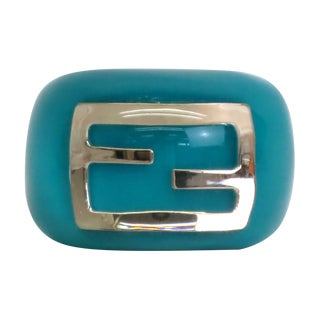 Fendi Plastic Ring