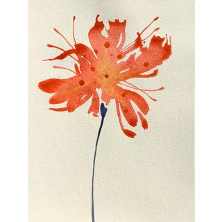 'Color Pop' Botanical Painting