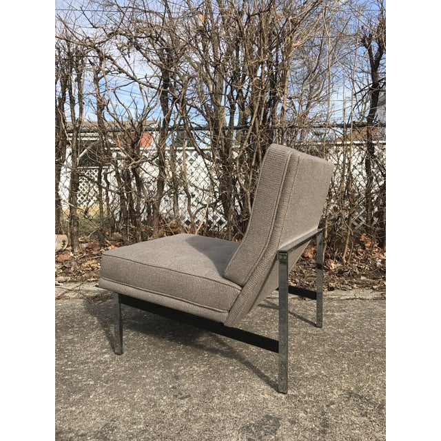 Florence Knoll Parallel Bar Lounge Chair - Image 3 of 5