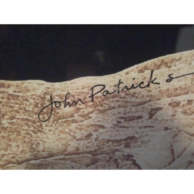 Image of John Patricks Mid-Century Lithograph