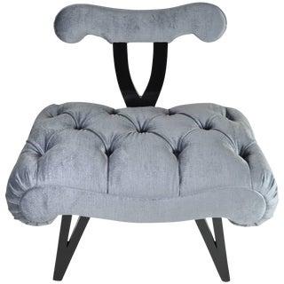 1940s Grosfeld House Slipper Chair