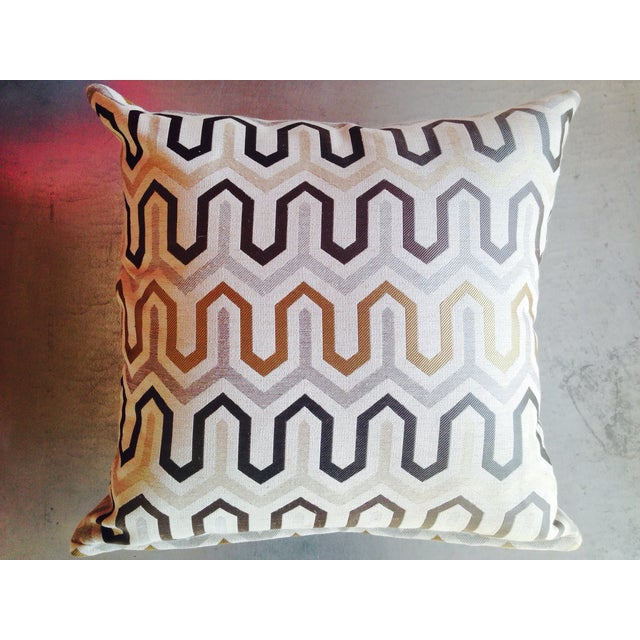 Mod Deco Pillows - Pair - Image 2 of 5