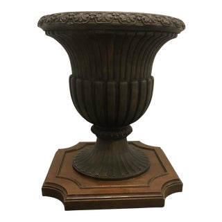 Urn Shaped Dining Table Base