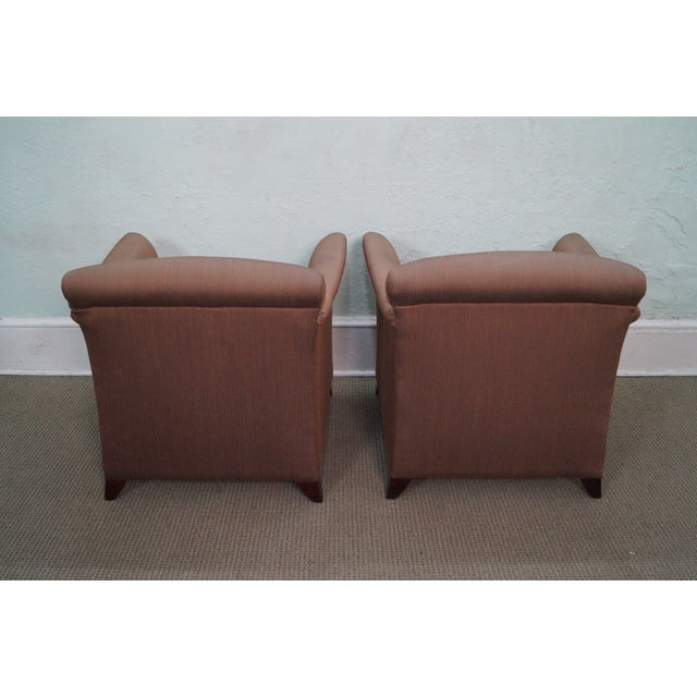 Image of Martin Brattrud Knoll Modern Upholstered Chair - 2
