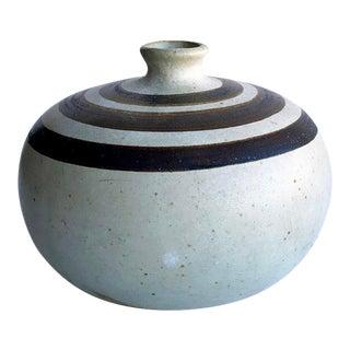Japanese Mid-Century Ceramic Vase