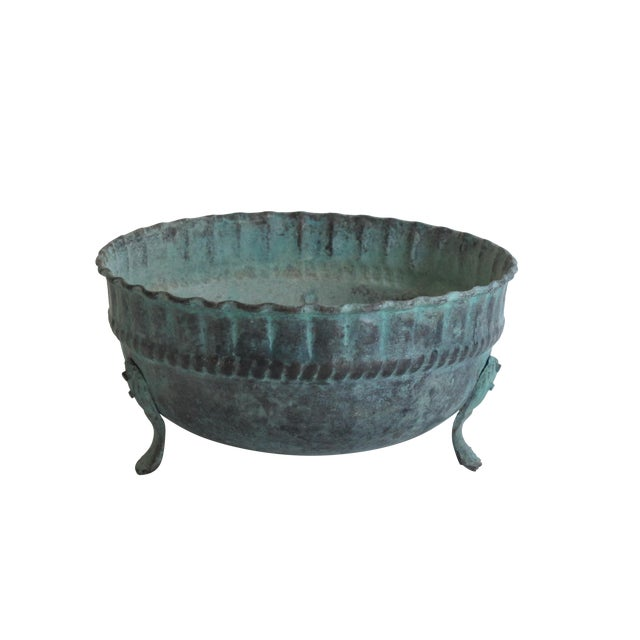 Grecian Style Bowl - Image 1 of 4