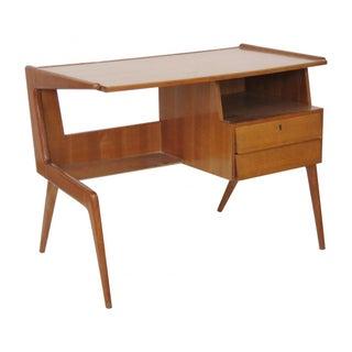 1950's Italian Desk in the Manner of Ponti