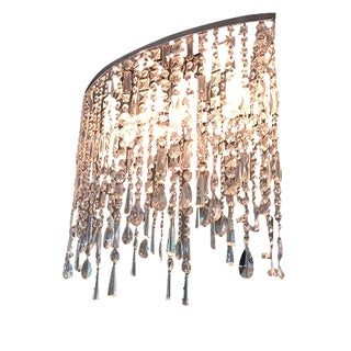 Crystal Glass Pendant Chandelier
