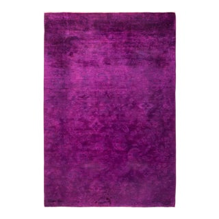 """Vibrance Hand Knotted Area Rug - 6' 1"""" X 8' 10"""""""