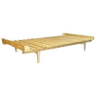 Customizable Moore Slatted Daybed Frame