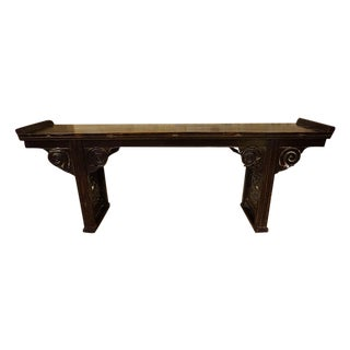 Carved Alter Table