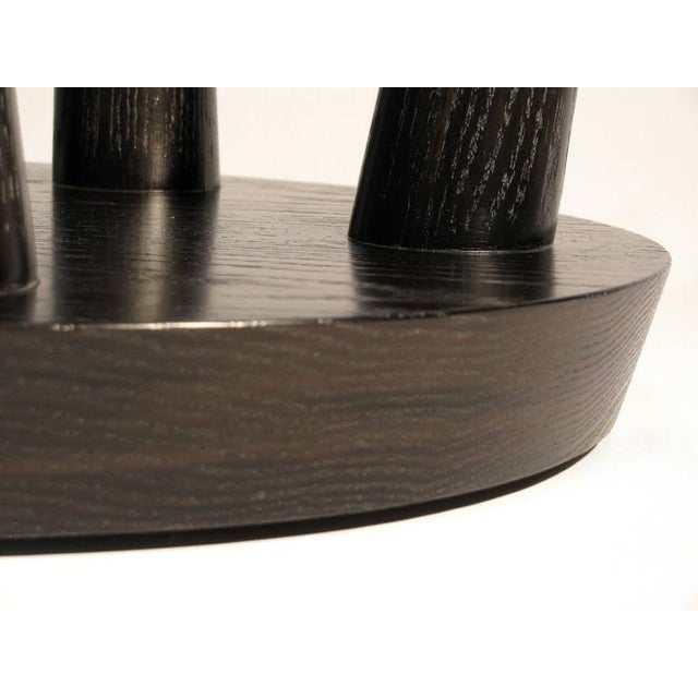 Cerused Oak Table by Marbello - Image 7 of 7