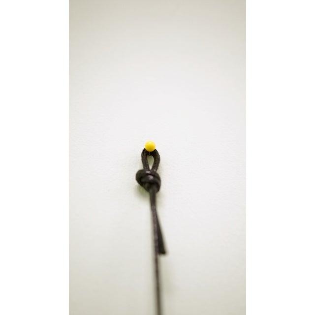 Climbing Man Wall Art Sculpture - Yellow - Image 3 of 5