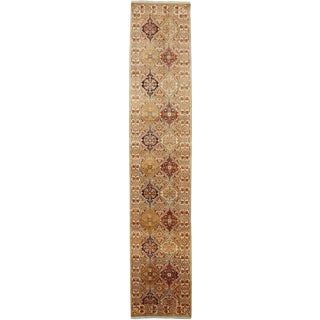 "Mogul, Hand Knotted Runner Rug - 2' 7"" X 13' 6"""