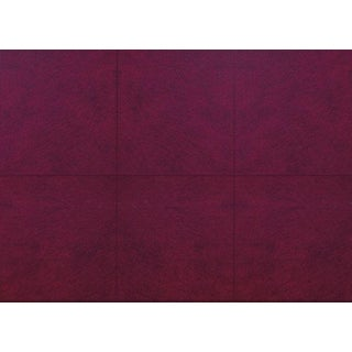 Red Hair Hide Wallcover by Donghia/Elitis