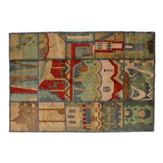 "Leon Banilivi Nepalese rug, 6' x 8'8"""