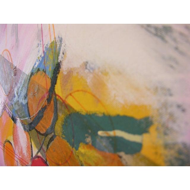 Christine Bush Roman Original Painting - Shadow - Image 5 of 5