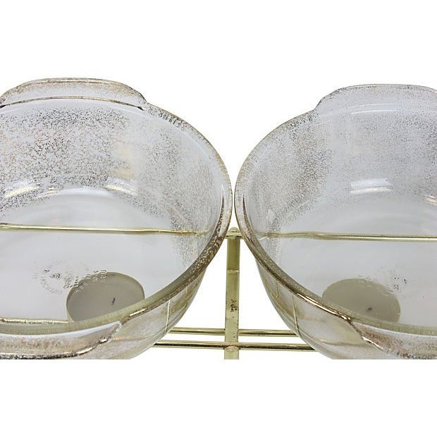 Hollywood Regency Gold Buffet Server - A Pair - Image 5 of 7